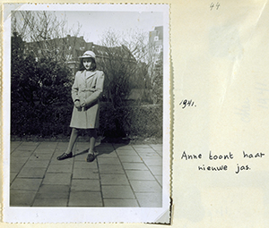 Anne Frank 1941