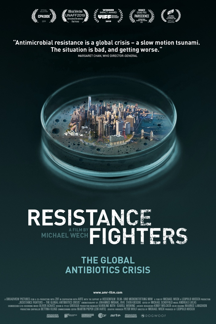 Poster image for Resistance Fighters