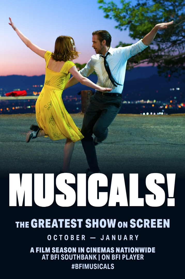 Poster image for BFI Musicals