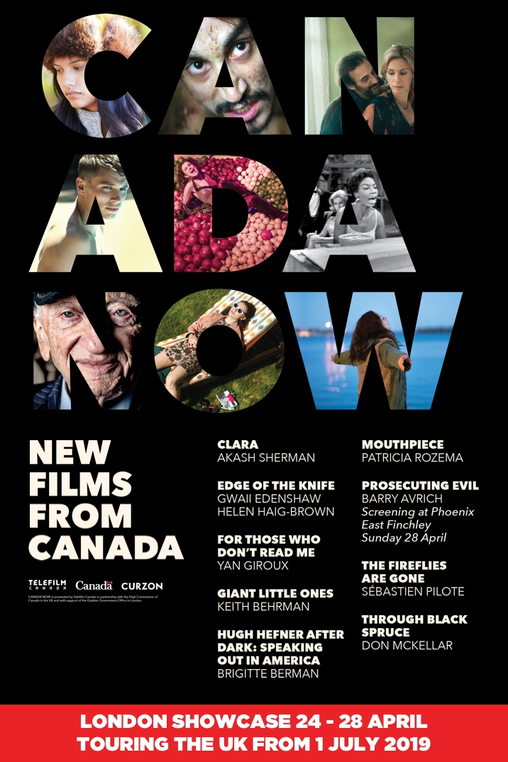 Poster for Canada Now 2019