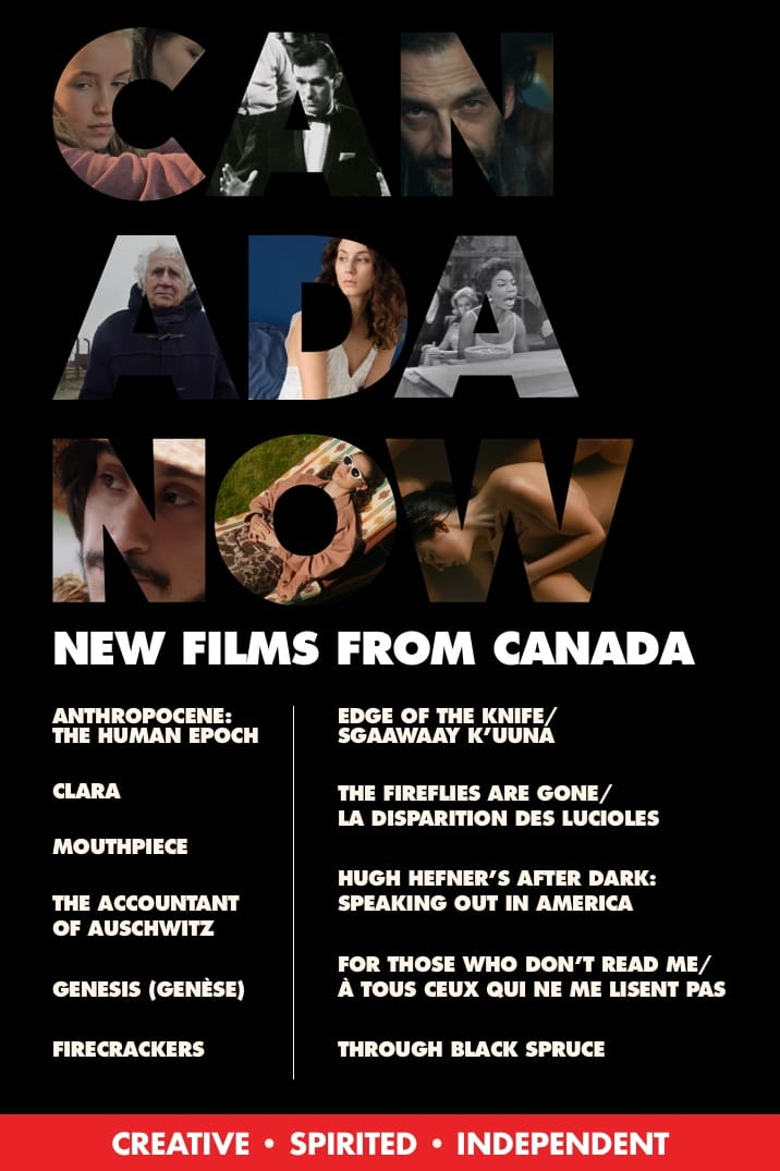 Poster image for CANADA NOW
