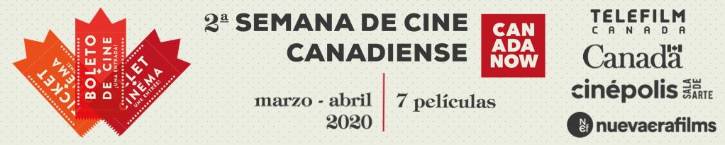Poster image for Semana de Cine Canadiense 2021