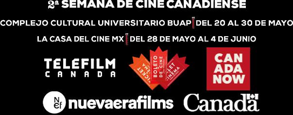 Semana de Cine Canadiense 2020: Sinopsis | Semana de Cine Canadiense