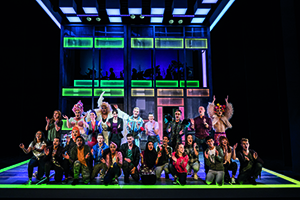 The Cast of Everybody's Talking About Jamie by Dan Gillespie Sells and Tom McRae