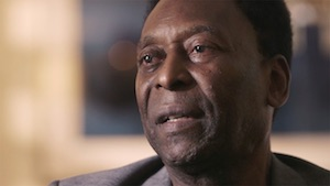 Pelé Interview