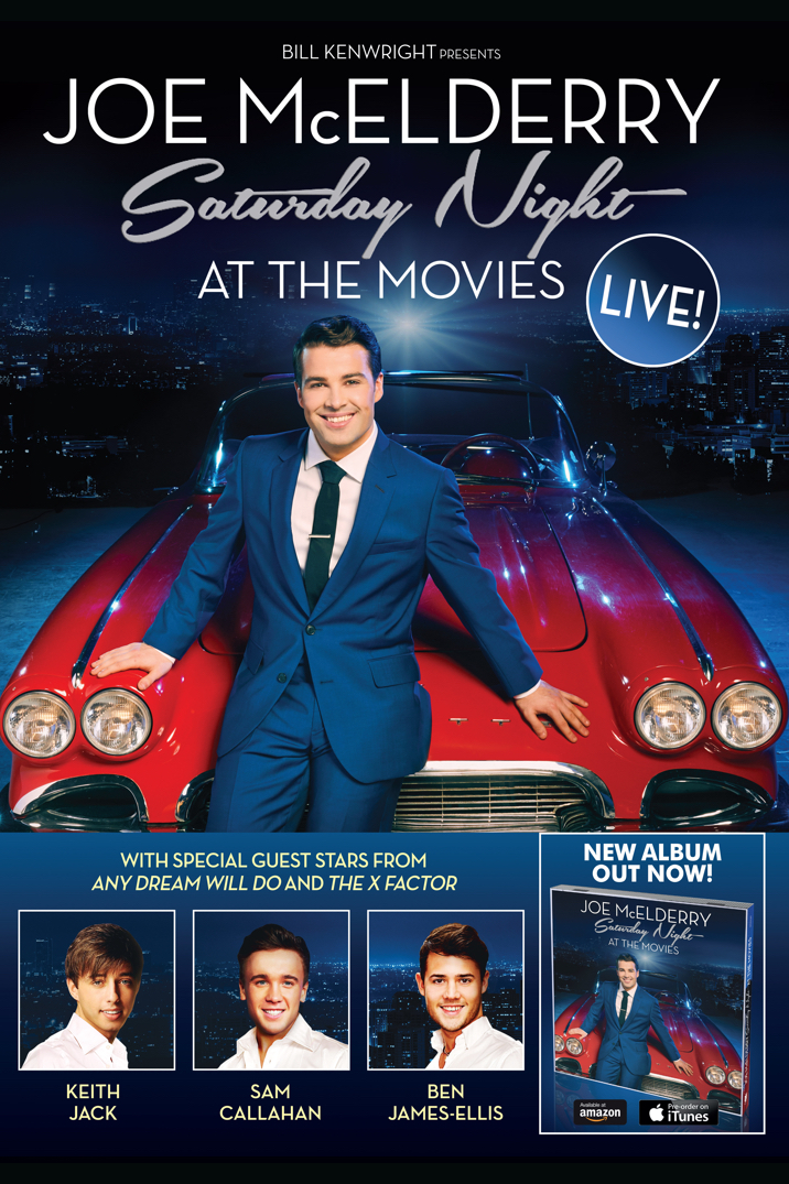 Joe McElderry: Saturday Night At the Movies