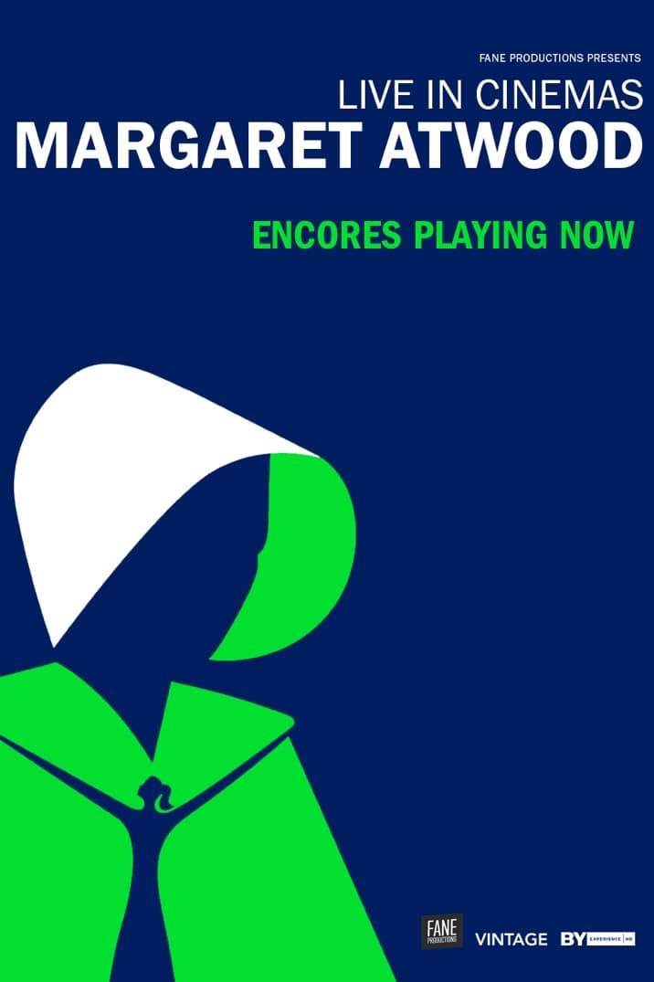 Poster image for Margaret Atwood: Live in Cinemas