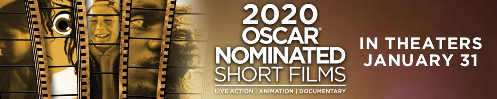 Poster image for 2020 Oscar Nominated Shorts