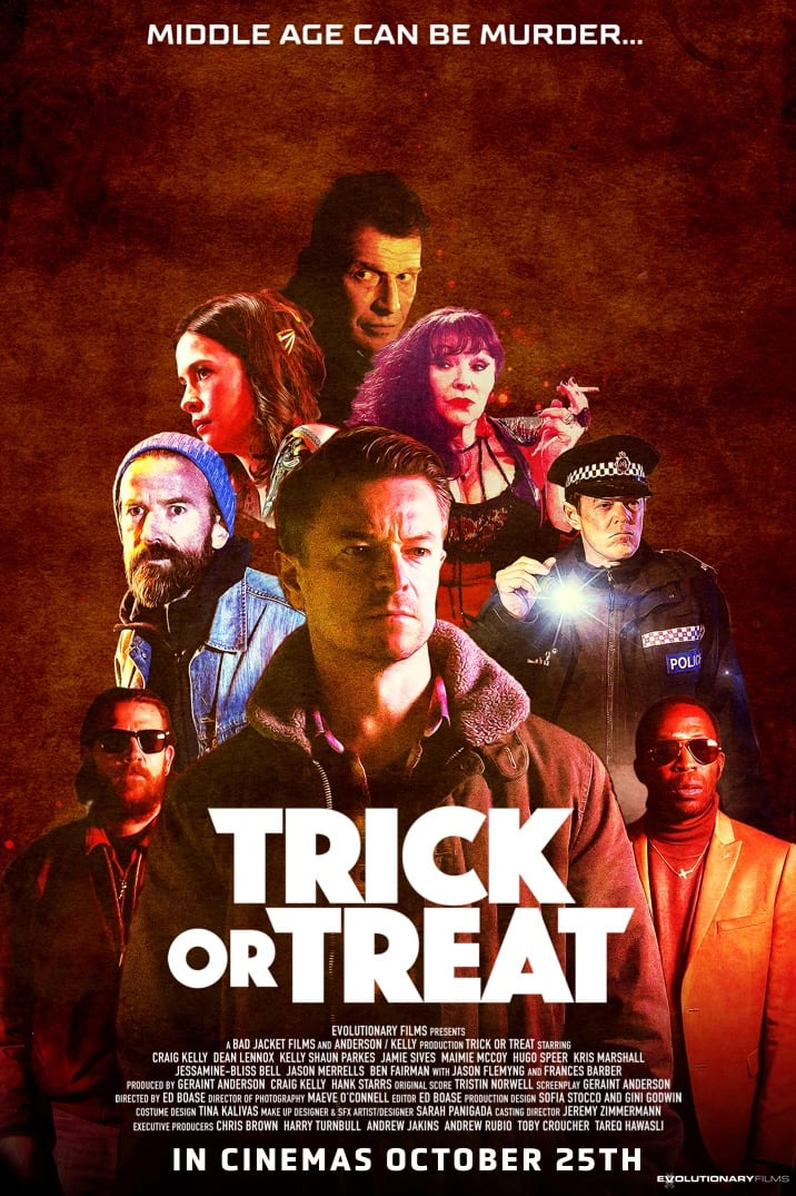 Poster image for Trick Or Treat