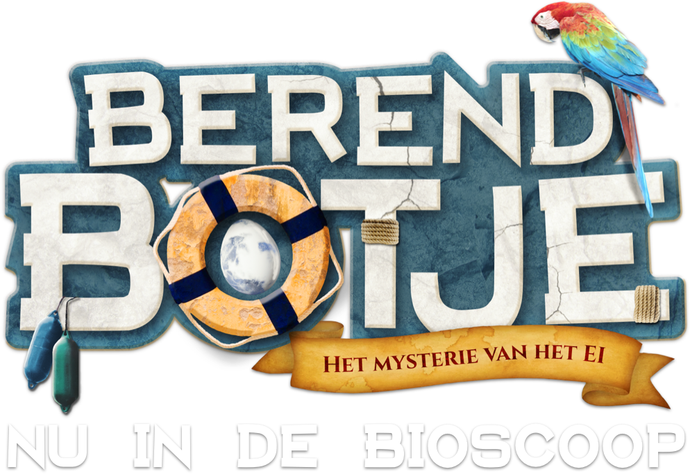 Titel of logo voor Berend Botje