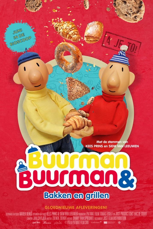 Poster image for Buurman & Buurman: Bakken en Grillen