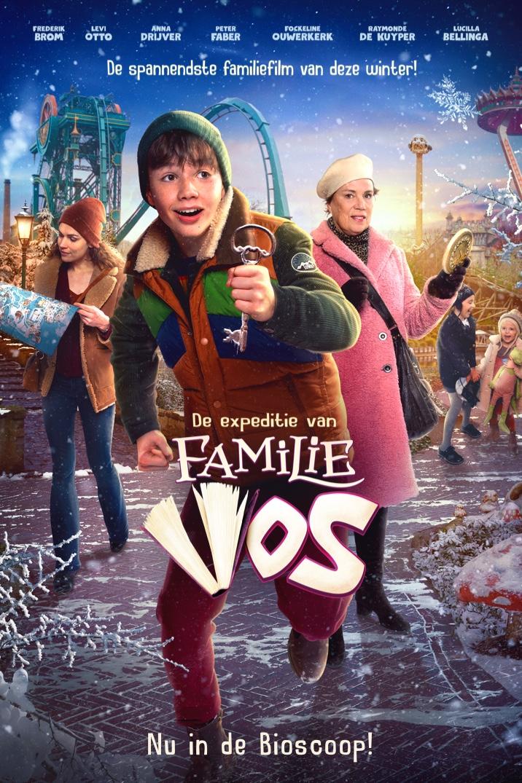 Poster image for De expeditie van familie Vos