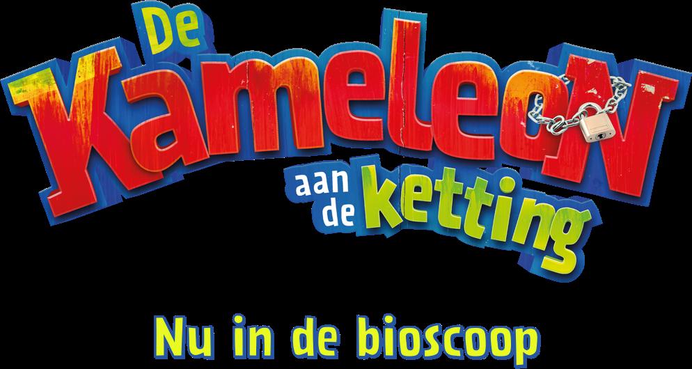 Titel of logo voor Kameleon Aan De Ketting