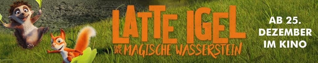 Poster image for LATTE IGEL UND DER MAGISCHE WASSERSTEIN