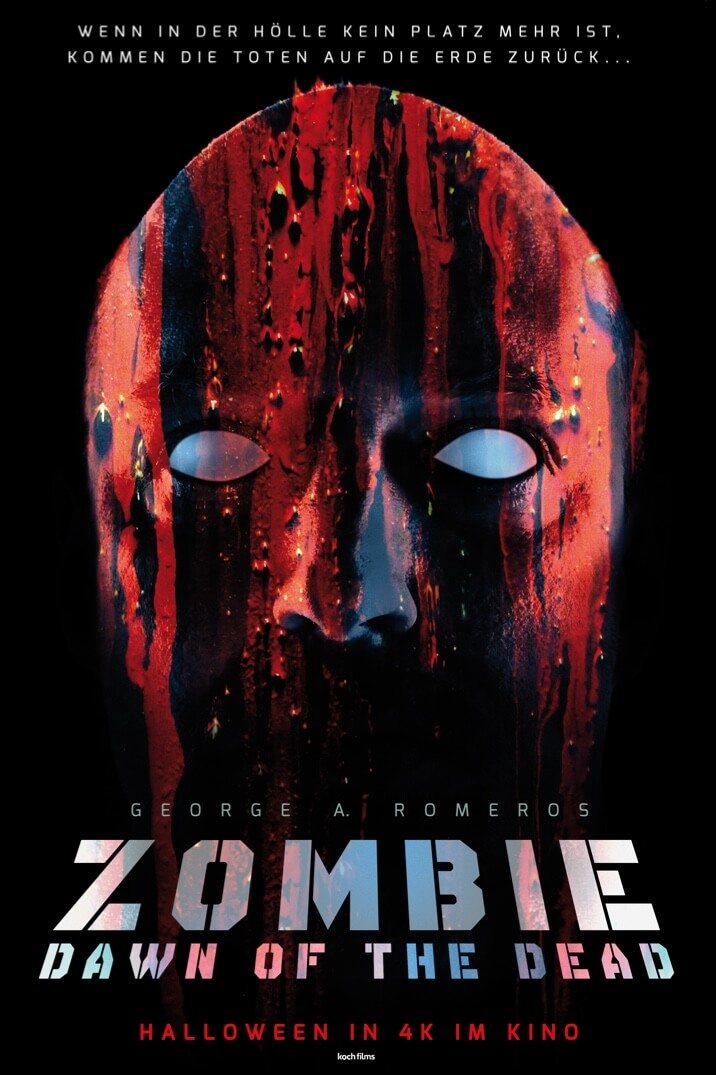 Poster image for ZOMBIE - DAWN OF THE DEAD