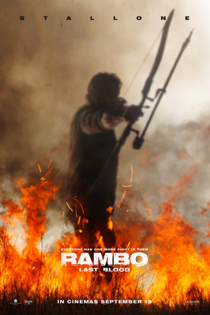 Poster image for Rambo: Last Blood