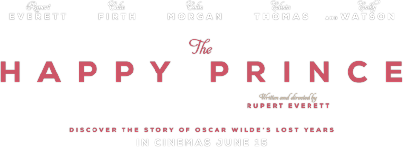 The Happy Prince : Synopsis | Lions Gate