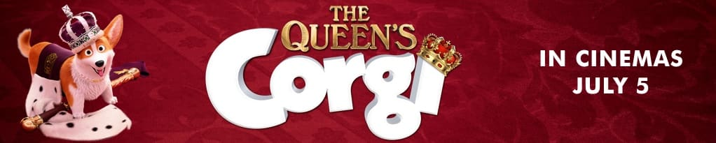 Poster for The Queen's Corgi