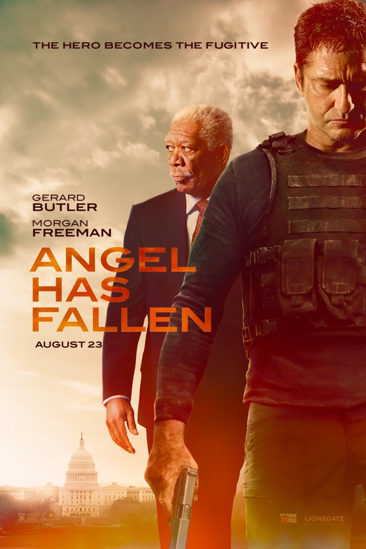 Poster for Angel Has Fallen