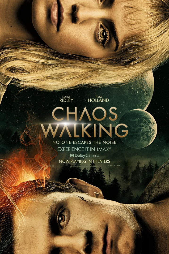 Poster image for Chaos Walking