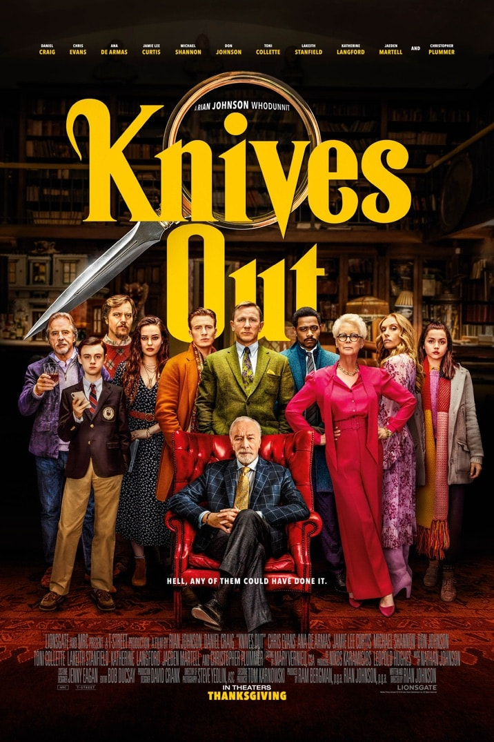 Poster image for Knives Out
