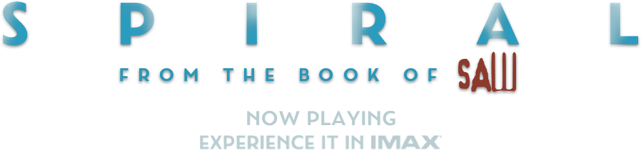Title or logo for Spiral: From the Book of Saw