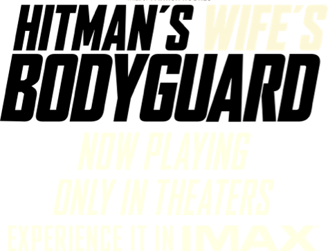 Title or logo for The Hitman's Wife's Bodyguard