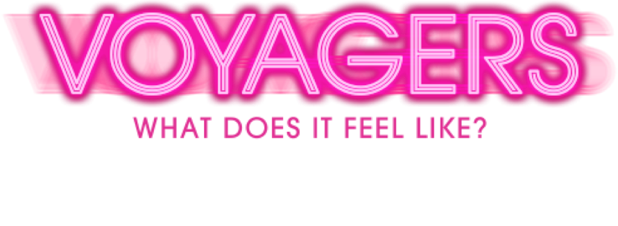 Title or logo for Voyagers