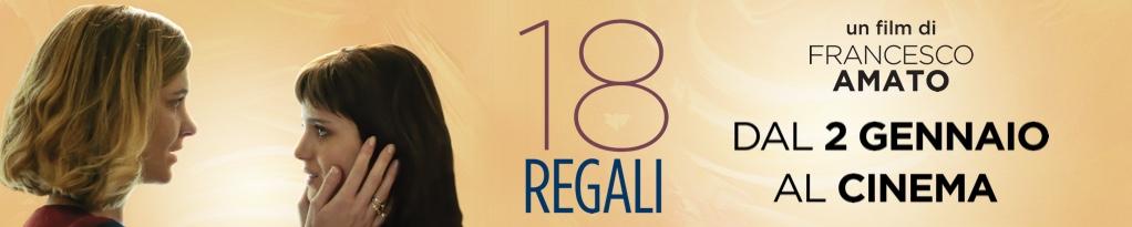 18 Regali immagine banner