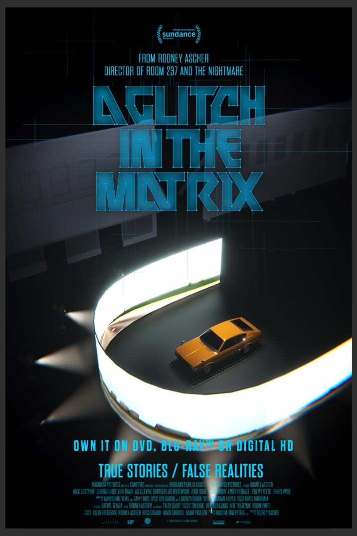 Poster image for A Glitch In the Matrix