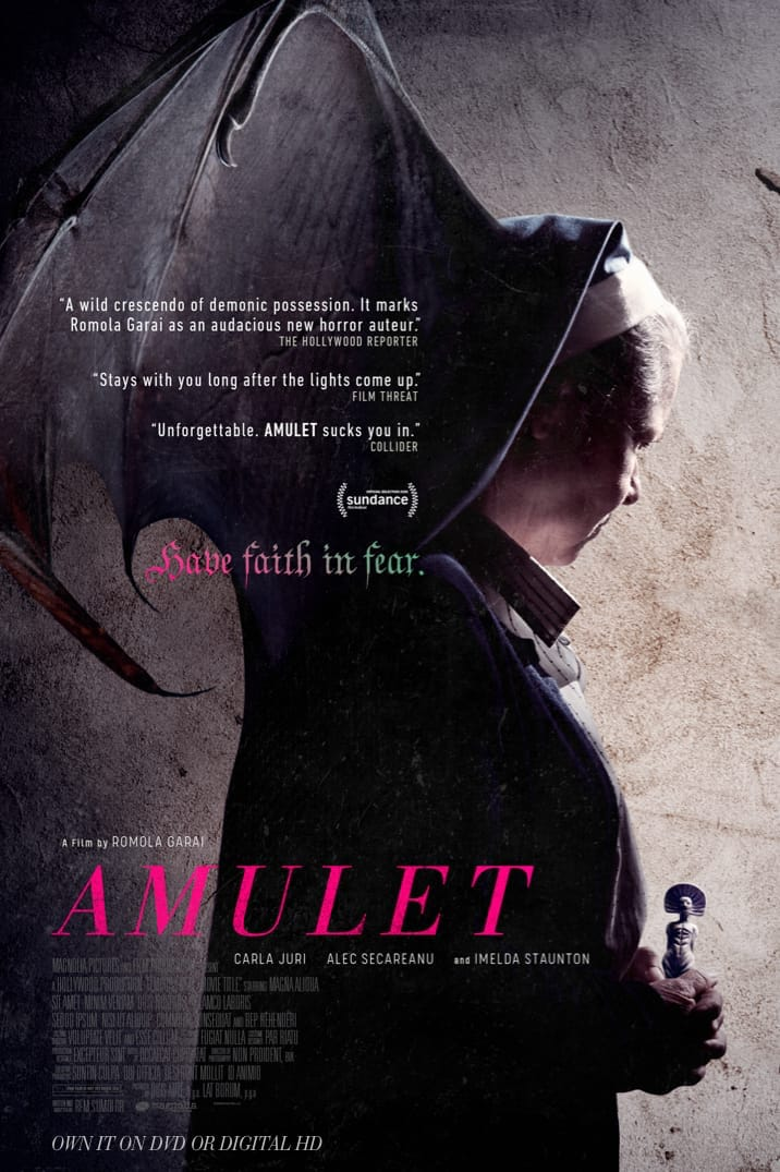Poster image for Amulet