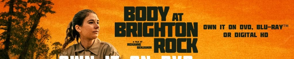 Poster for Body at Brighton Rock