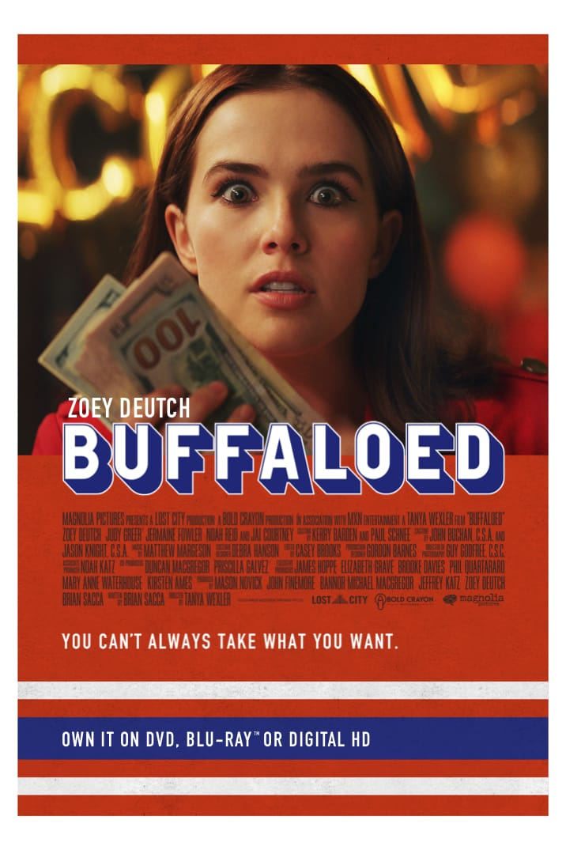 Poster image for Buffaloed