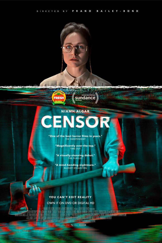 Poster image for Censor