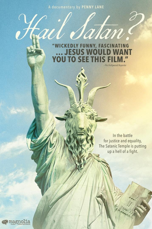 Poster for Hail Satan