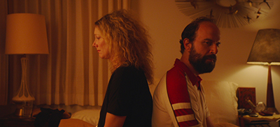 Judy Greer and Brett Gelman in LEMON, a Magnolia Pictures release. Photo courtesy of Magnolia Pictures.