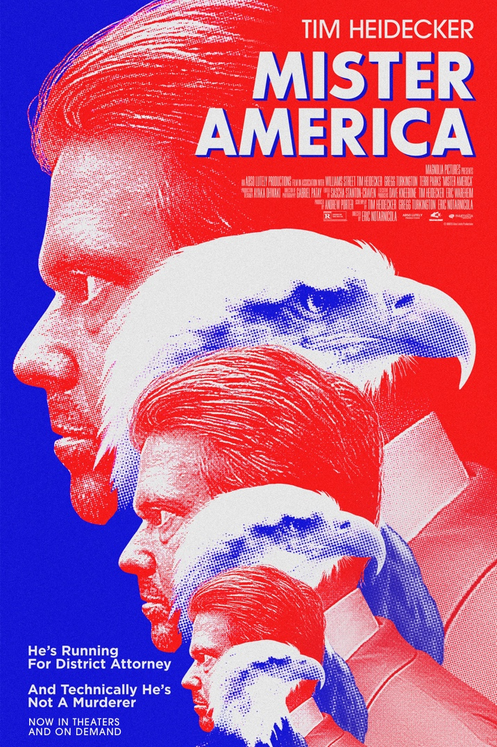 Poster image for Mister America
