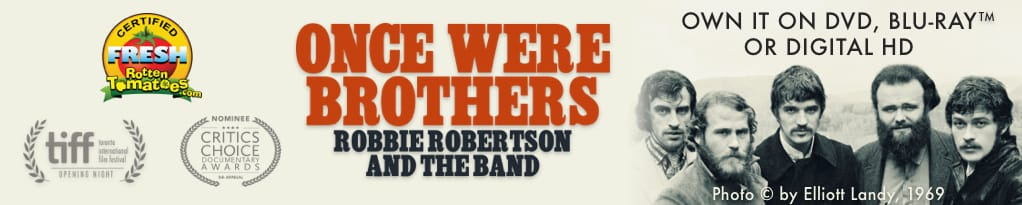 Poster image for Once Were Brothers: Robbie Robertson and The Band