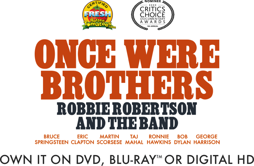 Once Were Brothers: Robbie Robertson and The Band: Story | Magnolia Pictures