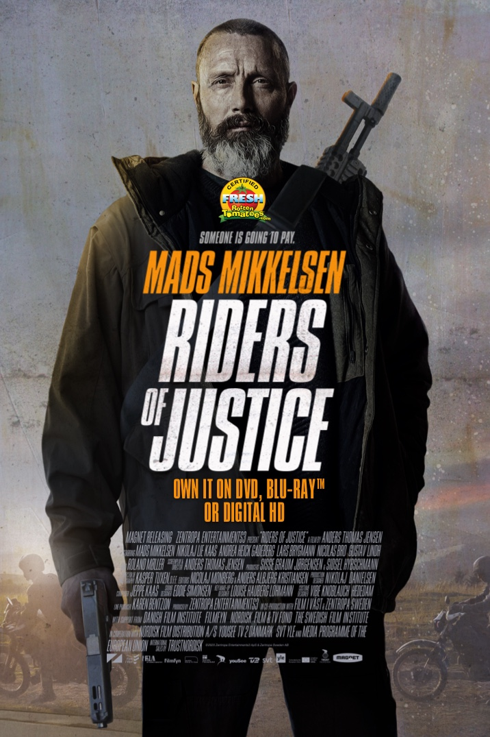 Poster image for Riders of Justice