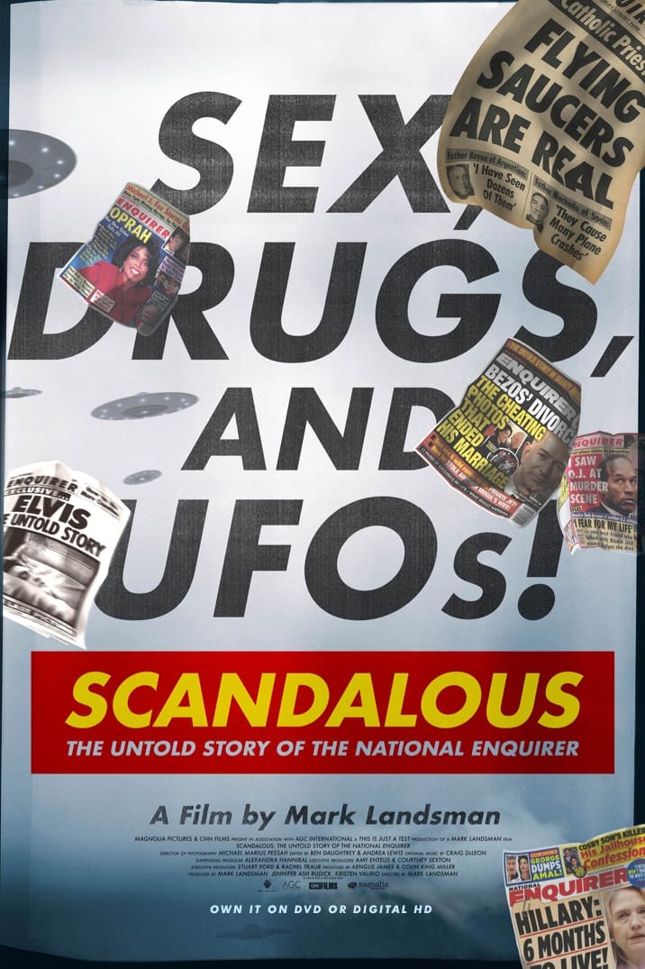 Poster image for Scandalous