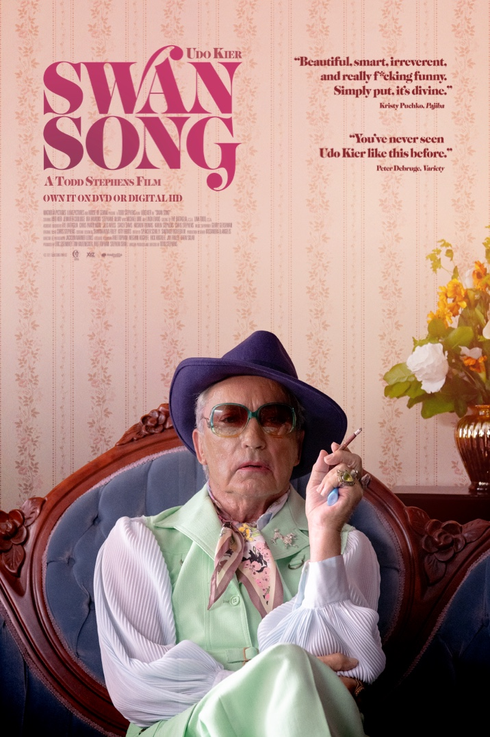 Poster image for Swan Song