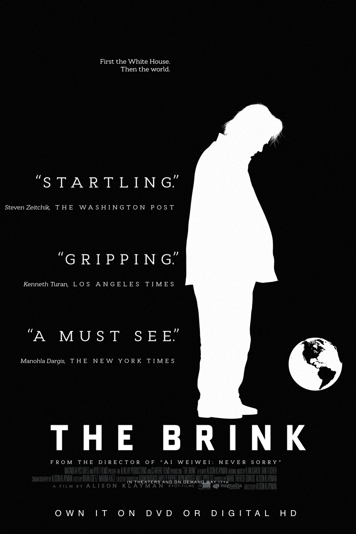 Poster for The Brink
