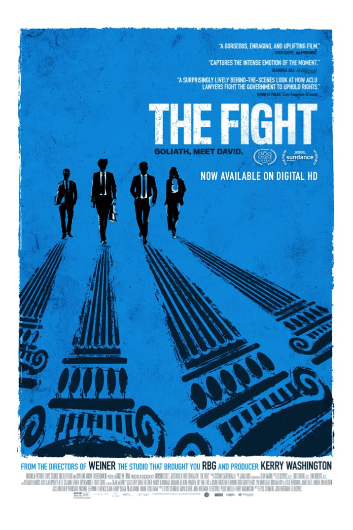 Poster image for The Fight