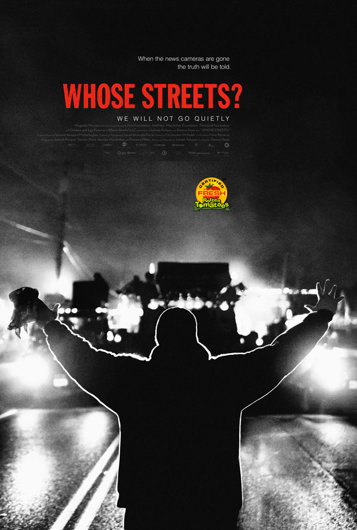 Poster image for Whose Streets?