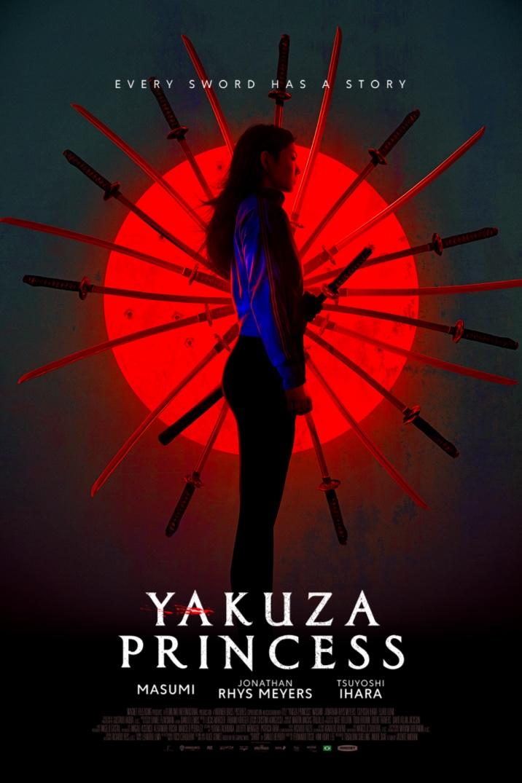 Poster image for Yakuza Princess