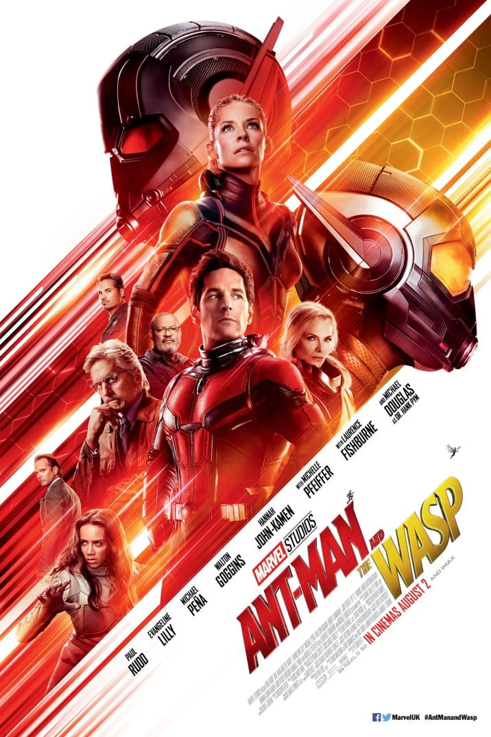 Poster image for Ant-Man and the Wasp