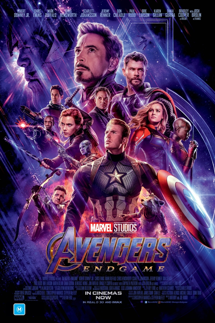 Poster image for Avengers: Endgame