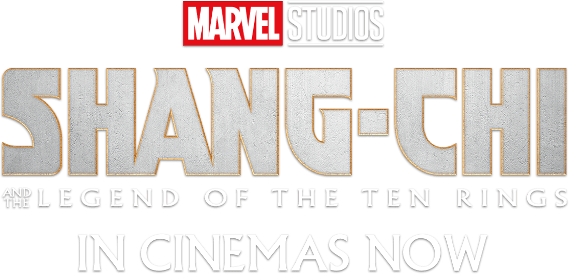 Title or logo for Shang-Chi and The Legend of The Ten Rings