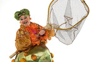 Mrs Toad   (Justin Fletcher)